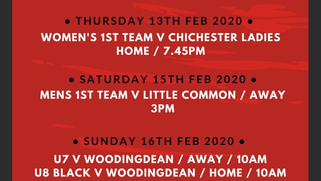 Preview -  A look ahead to this week's fixtures
