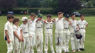 U10 NEC fielding performance too much for Dulwich