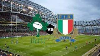 Ireland v Italy
