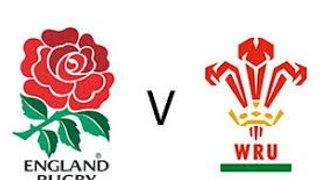 England v Wales
