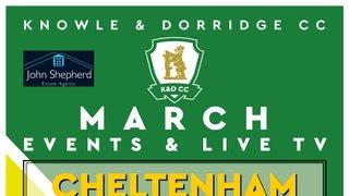 Cheltenham Gold Cup Day
