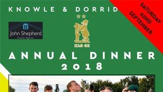 K&D ANNUAL DINNER & AWARDS