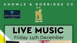 Festive Fun, Bingo & Live Music!