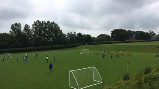 Our Rossett Sports Centre Grass Pitches