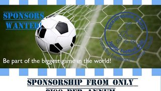 Adverts and sponsorships