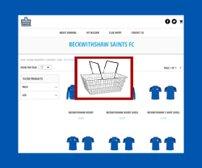 Beckwithshaw Saints Junior FC online kit shop
