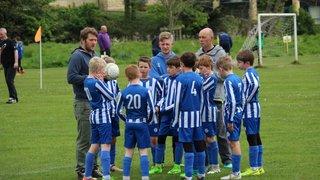 County Cup Semi Final for U12 Blues