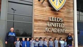 U6's at Leeds United Academy Festival