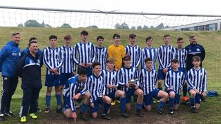 U16 Rhinos are Madisson Club winners