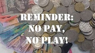 SWSC Reminder to pay your fees