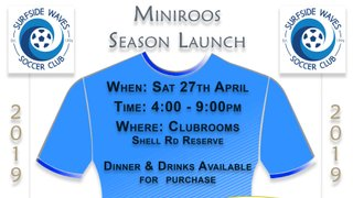 MINIROOS - MAJOR EVENT - SHIRT PRESENTATION