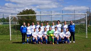 Skipton Town Ladies FC joins Pitchero!