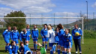 Skipton Town Ladies Close The Season With Record Win