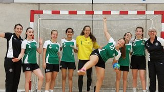U16 Girls Fall at Semi-Final Stage