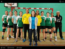 Interview of Zoe captain of the U19 girls team