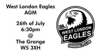 West London Eagles AGM