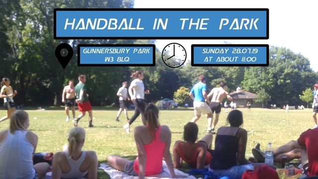 Handball In The Park 2019