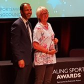 West London Eagles awarded at the Ealing Sports Awards