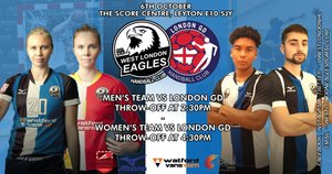 Eagles to face GD in London derby
