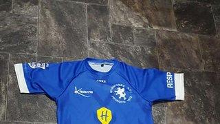 New Kit arrives for the Warriors!!!!