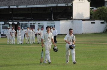Luckett boys see us home in the last over