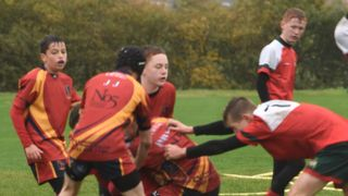 Old Salts under 14's V's Broadstreet