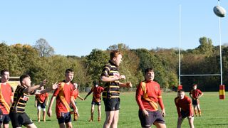 Old Salts uunder 14's V's Kidderminster (cup game) 24-24