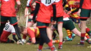 braodstreet v's Old Salts under 14's
