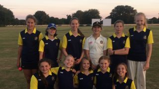 Girls u14s Midweek