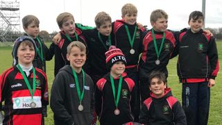 Narrow loss to London Irish prevents Clean Sweep for Under 11s