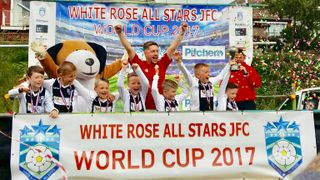 Wyke Under 9s - White Rose Tournament