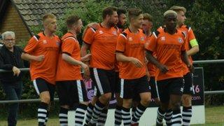 FA Cup KP away  2 - 2