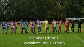 2019 Ressie's V CEYMS 0-4 Loss