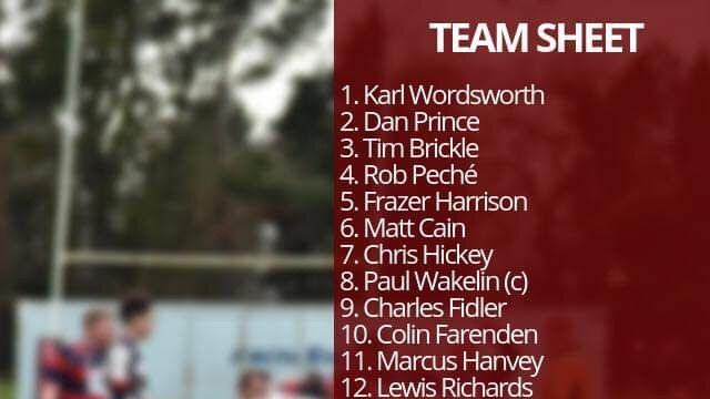 Team News for Saturday