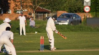 PGCC 2nd XI v Winchmore Hill,  26 May 2012