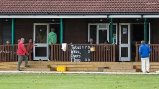 Ducks v Ruislip Victoria 30th Sep'12
