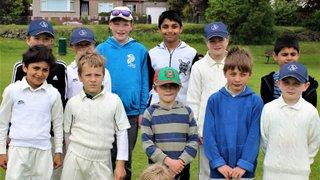 Junior Cricket - 2018