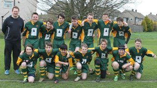 U15s Individual photos and Team Picture 28/04/13
