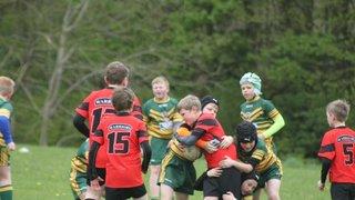 U10s V West Craven Warriors 12/05/13