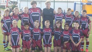 u11s at the Dick Gibson Festival Aug 2014