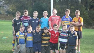 Oct Rugby Camp