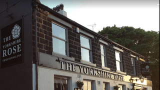 A MASSIVE thank you to The Yorkshire Rose pub Guiseley