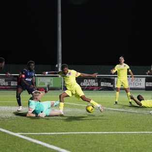 Jammers Beaten In Eight Goal Thriller
