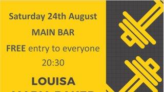 LOUISA MARIA BAKER @ Paulton Rovers FC