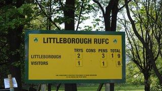LRUFC v Newbold on Avon - RFU Senior Vase semi-final 30-04-2011
