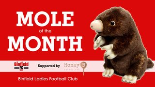 Binfield Ladies September Mole of the Month