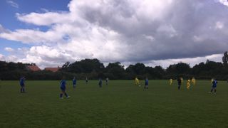 Loren Cardy and Dionne Hodges on target for Binfield
