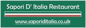 Sapori D'Italia Sponsors Under 15's