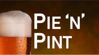 Website Sponsor Innov8 brings you Pie 'N' Pint Evening