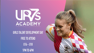 Girls Rugby Sevens - Free Talent Development Day